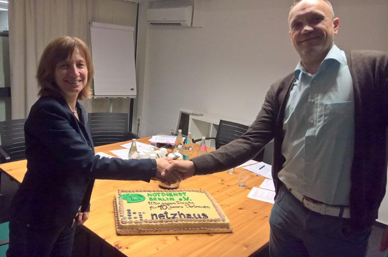 IT-Outsourcing – Zehn Jahre erfolgreiche Zusammenarbeit