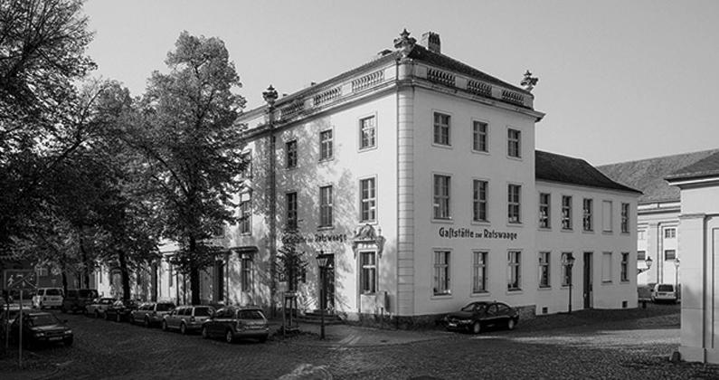 Kanzleistandort von rabbe + wipper in Potsdam